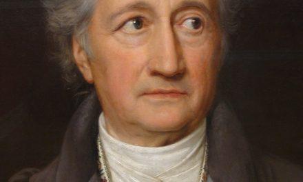 Il 28 agosto del 1749 nasceva aFrancoforte sul Meno,Johann Wolfgang von Goethe