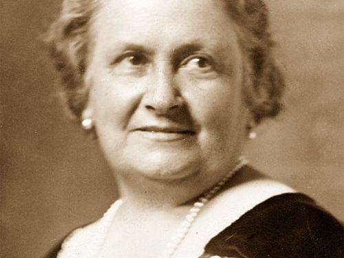 Il 31 agosto del 1870 nasceva a Chiaravalle, Maria Montessori