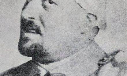 Il 26 agosto del 1880 nasceva a Roma,Guillaume Apollinaire