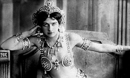 Il 7 agosto del 1876 nasceva aLeeuwarden,Mata Hari