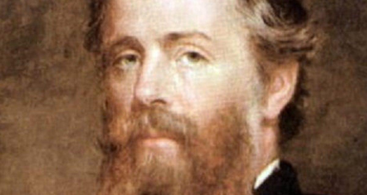 Il1º agosto del 1819 nasceva a New York,Herman Melville