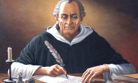 Il 5 settembre del 1568 nasceva a Stilo, Tommaso Campanella