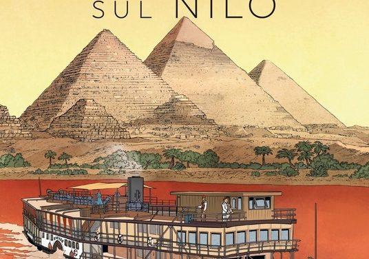 Assassinio sul Nilo  di Agatha Christie
