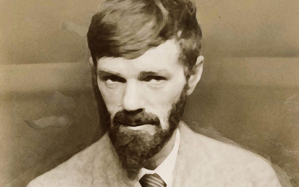 L'11 settembre del 1885 nasceva a Eastwood, David Herbert Lawrence
