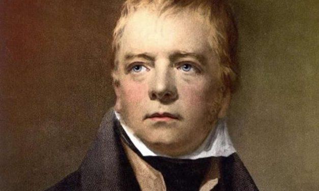 Il 21 settembre del 1832 moriva aAbbotsford House, Walter Scott