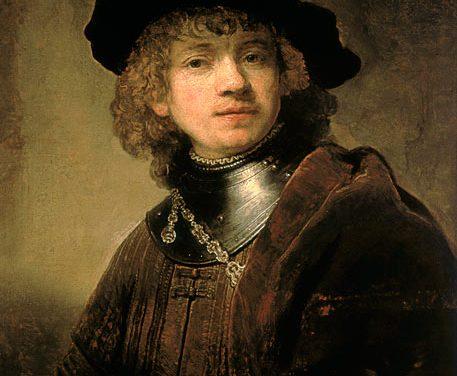 Il 4 ottobre del 1669 moriva a Amsterdam, Rembrandt