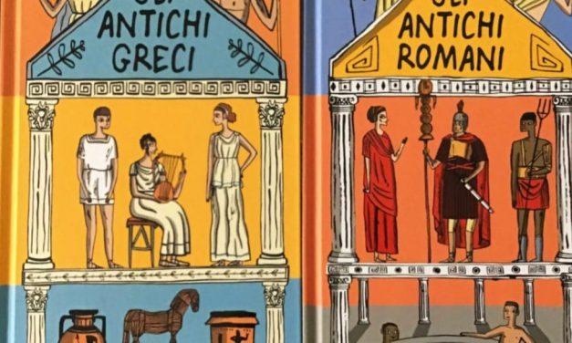 """rubrica; storia e civiltà dell'antica Grecia  """"Lo studio della Grecia antica"""" a cura di Antonella Micolani"""