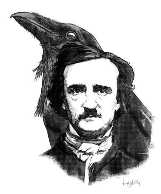 La poesia del giorno: Il corvo di Edgar Allan Poe