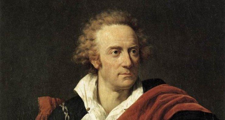 L'8 ottobre del 1803 moriva a Firenze, Vittorio Alfieri
