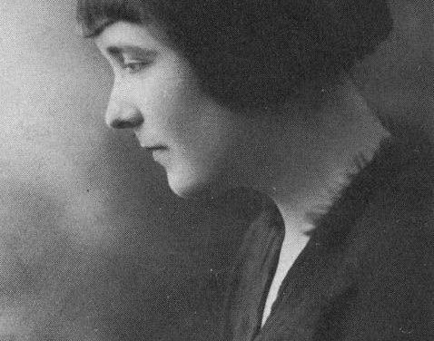 La poesia del giorno: L'incontro di Katherine Mansfield