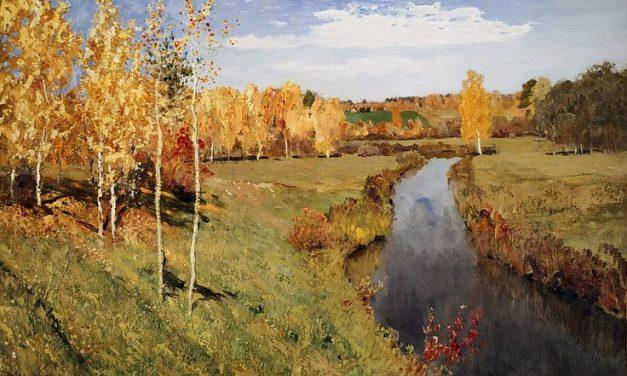La poesia del giorno: Autunno di Boris Pasternak