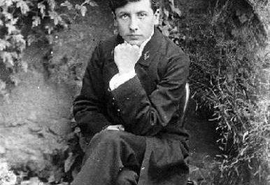 Il 3 ottobre del 1886 nasceva aLa Chapelle-d'Angillon,Alain-Fournier
