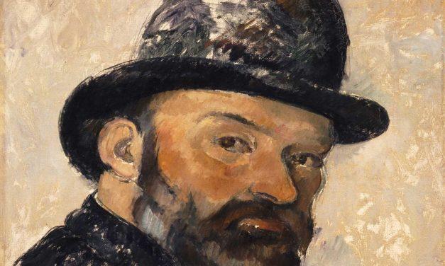 Il 22 ottobre del 1906 moriva a Aix-en–Provence,Paul Cézanne