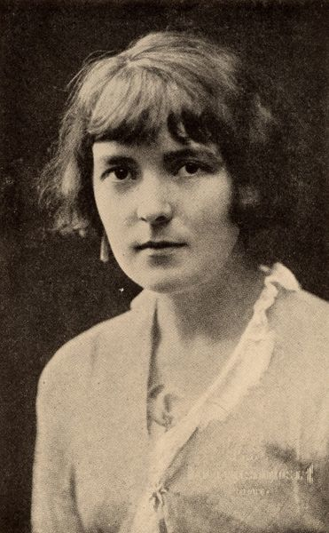 Il 9 ottobre del 1888 nasceva a Wellington, Katherine Mansfield