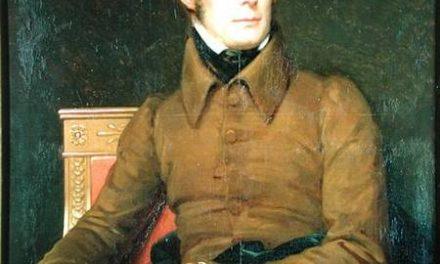 Il 21 ottobre del 1790 nasceva aMâcon,Alphonse de Lamartine