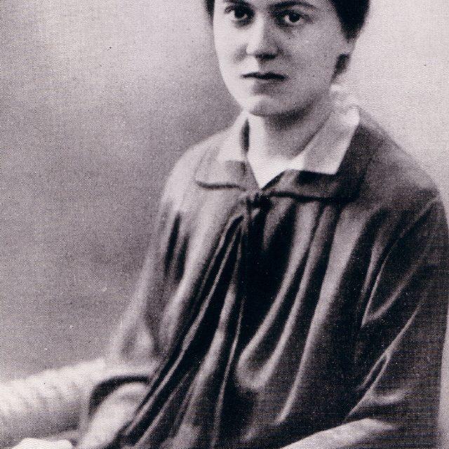 Il 12 ottobre del 1891 nasceva a Breslavia, Edith Stein